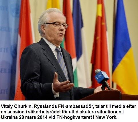 Usa manar till dialog i ukraina